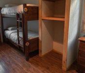 Refugio Grey, W-Trek Torres del Paine - Dormitory