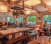 Refugio Grey, W-Trek Torres del Paine - Restaurant