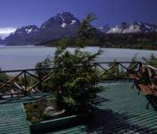 Hotel Lago Grey - Hotelterasse