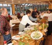 Hotel Lago Grey - Buffet