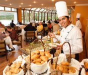 Hotel Lago Grey - Restaurant