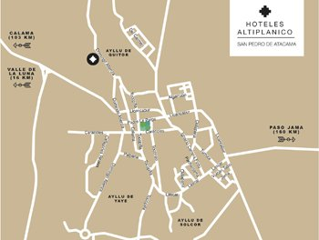 Hotel Altiplanico San Pedro