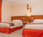 Hotel Las Torres, Torres del Paine - Canelo Zweibettzimmer