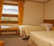 Hotel Las Torres, Torres del Paine - Lenga Zweibettzimmer