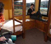 Refugio Paine Grande, W-Trek Torres del Paine - Dormitory