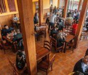 Refugio Paine Grande, W-Trek Torres del Paine - Restaurant