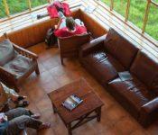 Refugio Paine Grande, W-Trek Torres del Paine - Lounge