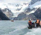 Australis Kreuzfahrten - Parry Gletscher