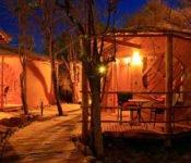 Hotel Poblado Kimal San Pedro de Atacama - Innenhof