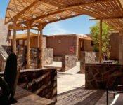 Hotel Kimal San Pedro de Atacama - Innenhof