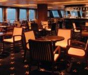 Stella Australis Kreuzfahrten Patagonien - Lounge