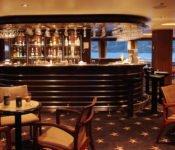 Stella Australis Kreuzfahrten Patagonien - Bar