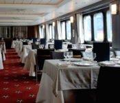 Stella Australis Kreuzfahrten Patagonien - Restaurant