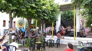 Buenos Aires - Jazz im Hinterhof