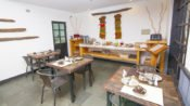 Frühstücksbuffet Hotel Patagonia Pucon