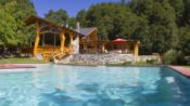 Swimmingpool Hotel Patagonia Pucon