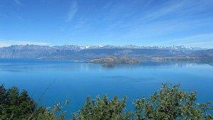 Lago General Argentinien