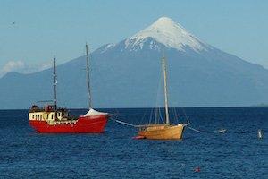 Puerto Varas - Llanquihue See mit Osorno