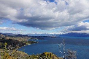 Seengebiet Chile