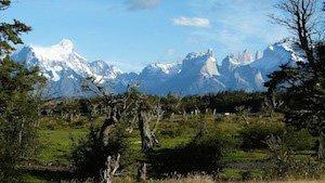 Torres del Paine Landschaft