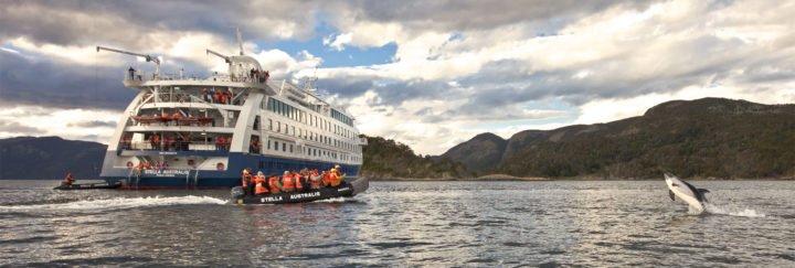 Unterwegs mit Australis Kreuzfahrten