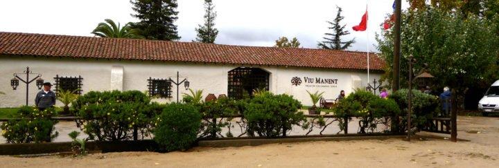 Weinbau Chile - Viu Manent