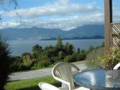 Balkon mit Aussicht Monte Verde