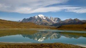 Laguna Amarga - Torres del Paine
