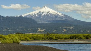 Vulkan Villarica Chile