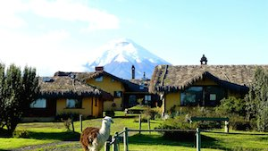 Chilcabamba - Nationalpark Cotopaxi