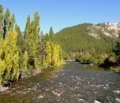 Fluss Argentinische Schweiz