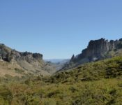 Blick vom Cordoba Pass