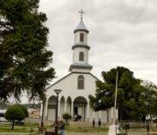 Holzkirche Dalcahue, Chiloe