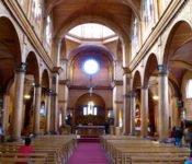 Kathedrale von Castro - Inneraum
