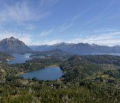 Blick vom Cerro Campanario