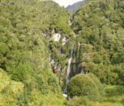Wasserfall des Kondor