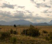 Nahe der Grenze zu Chile