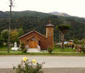 Futaleufú - Kirche
