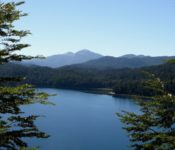 Lago Espejo - Route der sieben Seen, Argentinien