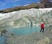 Bernal Gletscher
