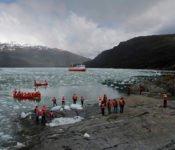 Brujo Gletscher