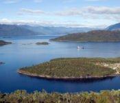 Fjorde Nordpatagonien