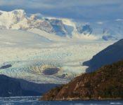 Gletscher Calvo Fjord