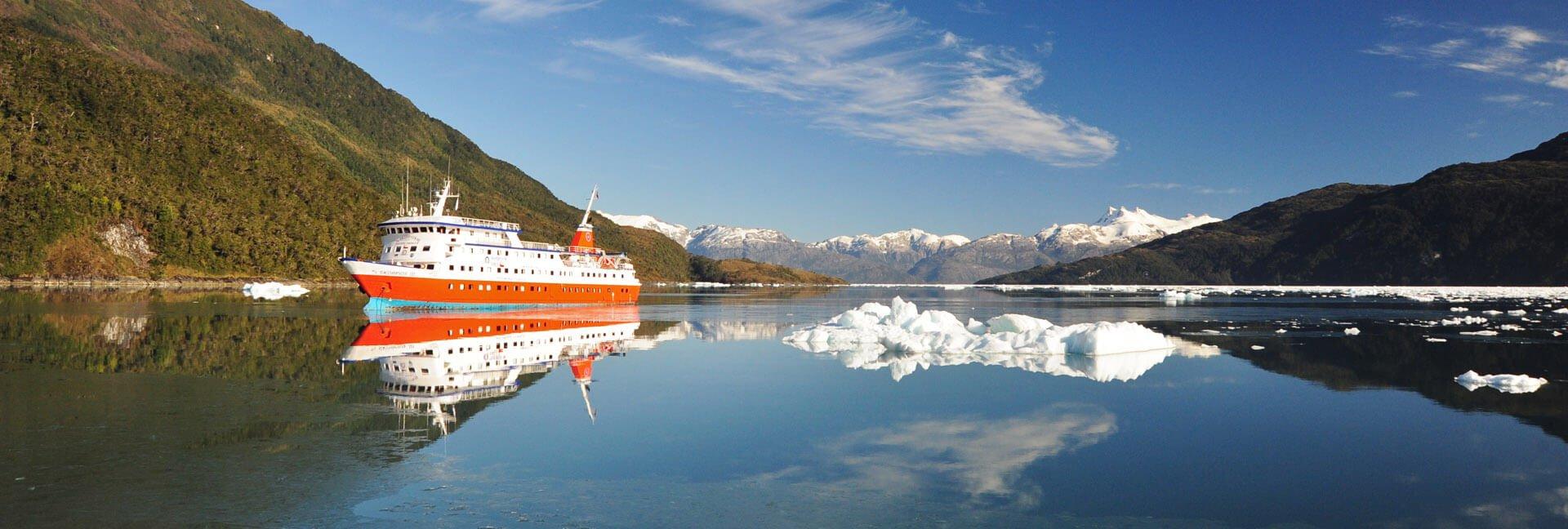 Skorpios Kreuzfahrten Patagonien