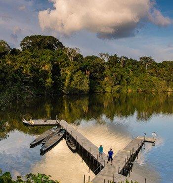 Urwald Reisen Ecuador