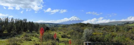 Ecuador Reisen individuell - Cotopaxi