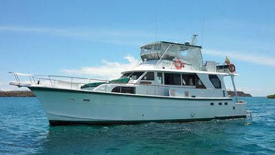 Sea Finch Yacht Galapagos