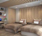 Hauptdeck Suite