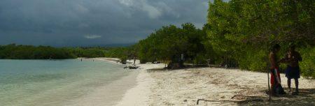 Inselhüpfen auf Galapagos
