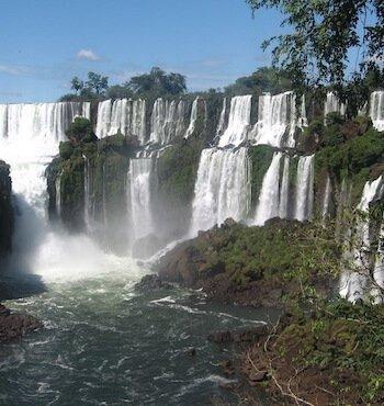 Iguazú - Salt San Martin